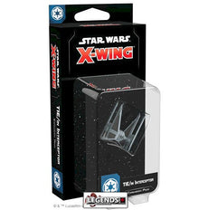 STAR WARS - X-WING - 2ND EDITION  - TIE/in Interceptor Expansion Pack