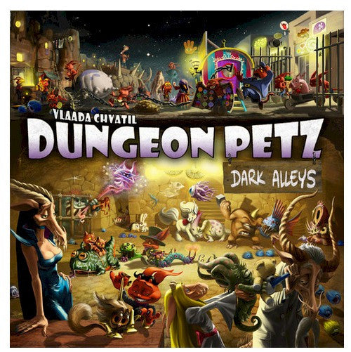 DUNGEON PETZ - Dark Alleys
