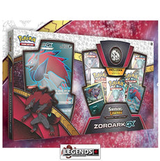 POKEMON -  Shining Legends Special Collection—Zoroark-GX