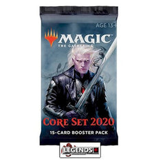MTG - CORE SET 2020 BOOSTER PACK - ENGLISH