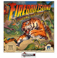 FIREBALL ISLAND : THE CURSE OF VUL-KAR - Crouching Tiger, Hidden Bees Expansion