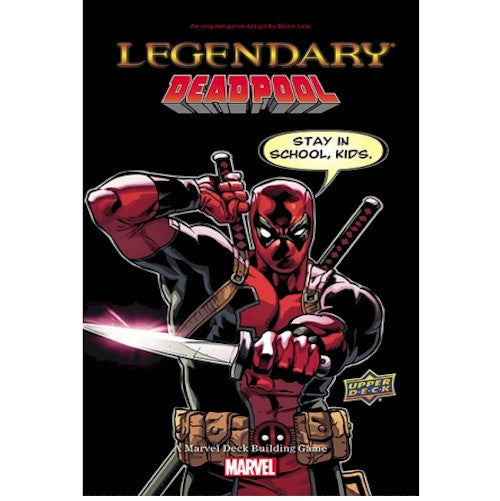 LEGENDARY : A Marvel Deck Building Game - Deadpool