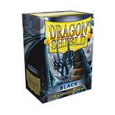 DRAGON SHIELD DECK SLEEVES - Dragon Shield • Black
