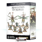 WARHAMMER AGE OF SIGMAR -  START COLLECTING - Maggotkin of Nurgle