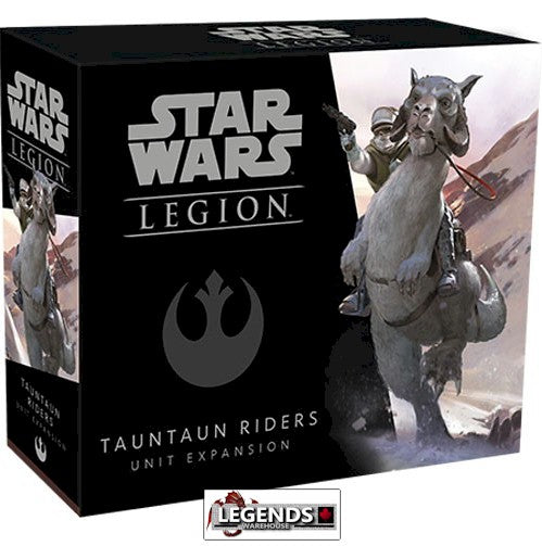STAR WARS - LEGION - Tauntaun Riders Unit Expansion