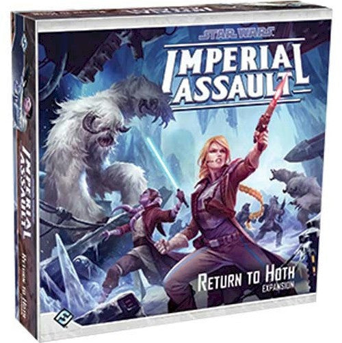 STAR WARS - IMPERIAL ASSAULT - Return to Hoth Expansion