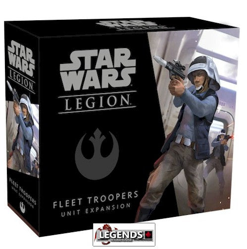 STAR WARS: LEGION - The Miniature Game - Fleet Troopers Unit Expansion