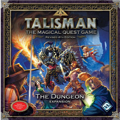 TALISMAN REVISED 4TH ED - THE DUNGEON