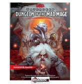 DUNGEONS & DRAGONS - 5th Edition RPG: Waterdeep - Dungeon of the Mad Mage  (Hardcover)