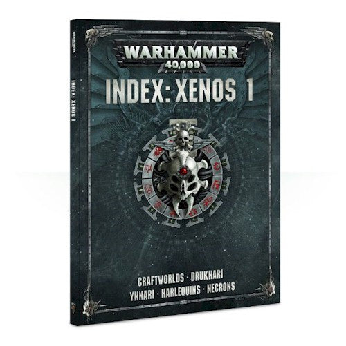 WARHAMMER 40K - Index: Xenos 1 - RULE BOOK