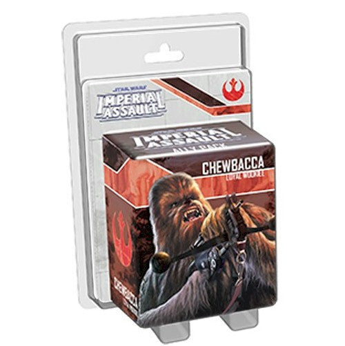 STAR WARS - IMPERIAL ASSAULT - Chewbacca Ally Pack