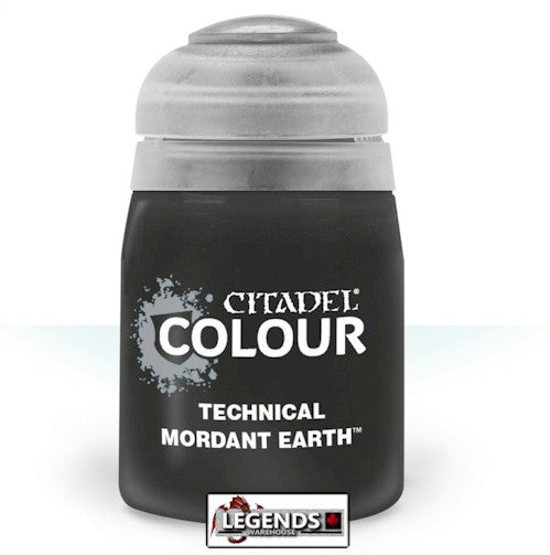 CITADEL - TECHNICAL -  Mordant Earth - 24ml