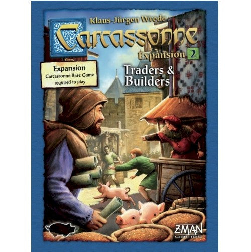 CARCASSONNE - Traders & Builders (New Edition)