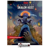 DUNGEONS & DRAGONS - 5th Edition RPG: Waterdeep - Dragon Heist (Hardcover)