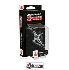 STAR WARS - X-WING - 2ND EDITION  - A/SF-01 B-Wing Expansion Pack