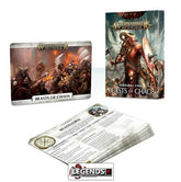 WARHAMMER AGE OF SIGMAR -  Warscroll Cards:: Beasts of Chaos