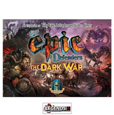 TINY EPIC - DEFENDERS : THE DARK WAR