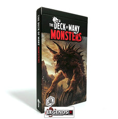 THE DECK OF MANY - MONSTERS