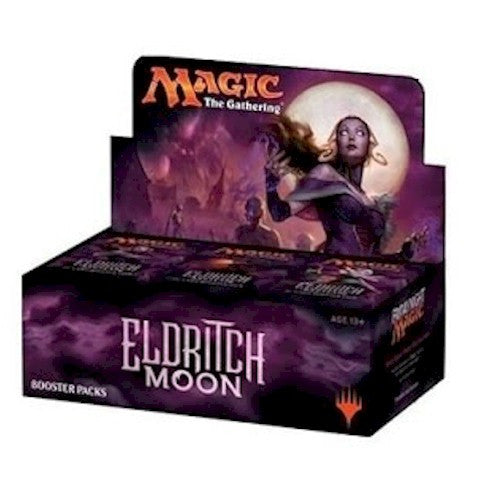 MTG - ELDRITCH MOON BOOSTER BOX - RUSSIAN