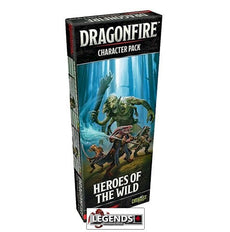 DRAGONFIRE - Heroes of the Wild Character Pack