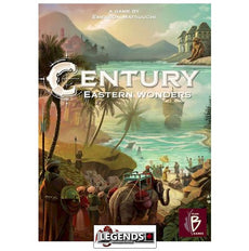 CENTURY - EASTERN WONDERS EDITION