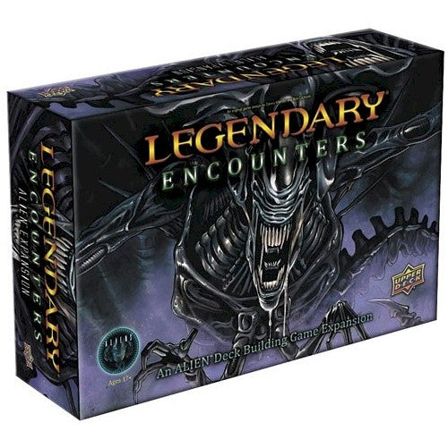 LEGENDARY ENCOUNTERS: Alien Deck Building Game - Expansion