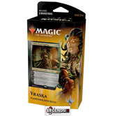 MTG - GUILDS OF RAVNICA - Planeswalker Deck - VRASKA - REGAL GORGON