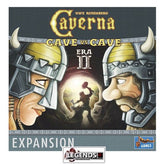 CAVERNA - CAVE VS CAVE - ERA II THE IRON AGE   (PRE-ORDER)