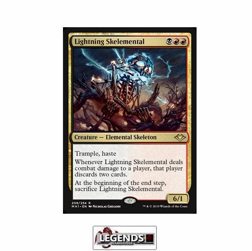 Lightning Skelemental - Modern Horizons