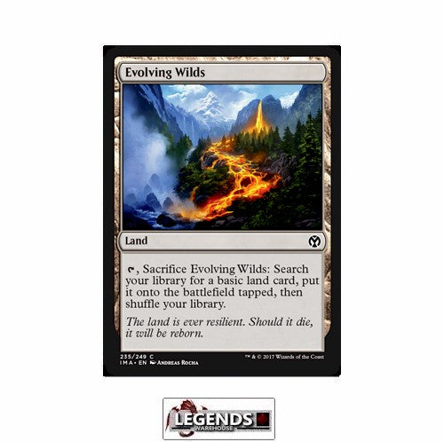 Evolving Wilds - Iconic Masters