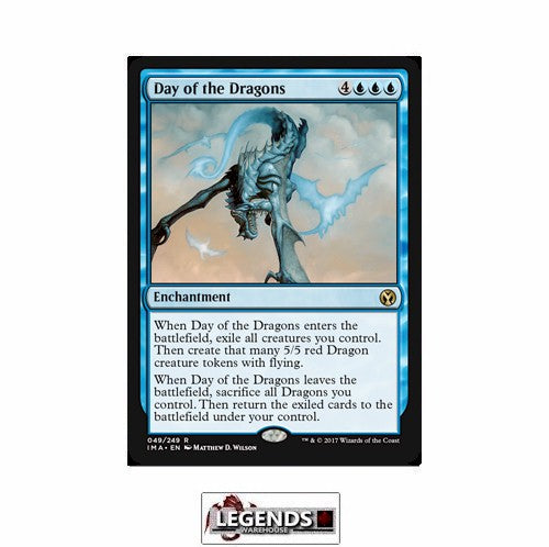 Day of the Dragons - Iconic Masters