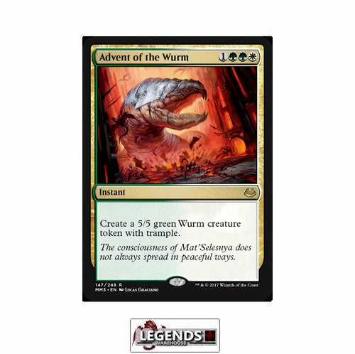 Advent of the Wurm - Modern Masters 2017
