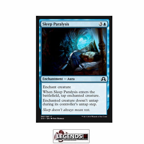 Sleep Paralysis - Shadows Over Innistrad