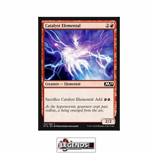 Catalyst Elemental - Core Set 2019