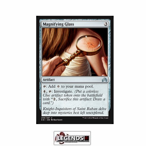 Magnifying Glass - Shadows Over Innistrad