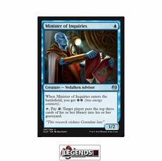 Minister of Inquiries - Kaladesh