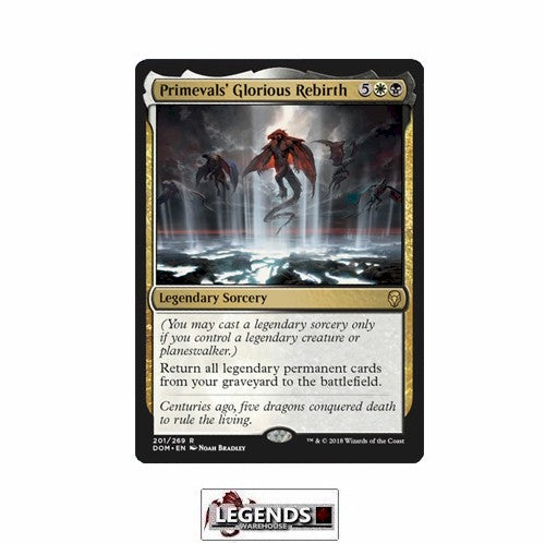 Primevals' Glorious Rebirth - Dominaria