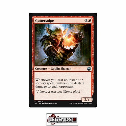 Guttersnipe - Iconic Masters