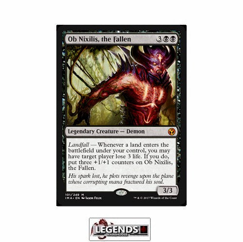 Ob Nixilis, the Fallen - Iconic Masters