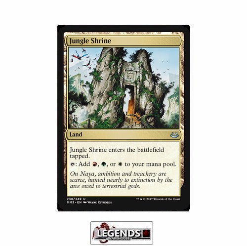 Jungle Shrine - Modern Masters 2017