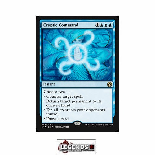 Cryptic Command - Iconic Masters