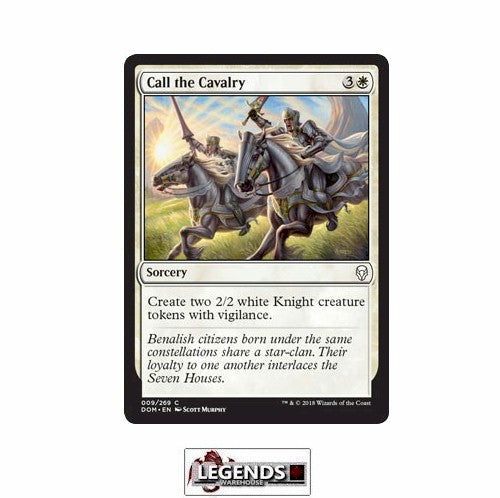 Call the Cavalry - Dominaria