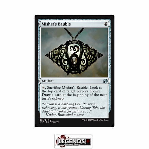 Mishra's Bauble - Iconic Masters