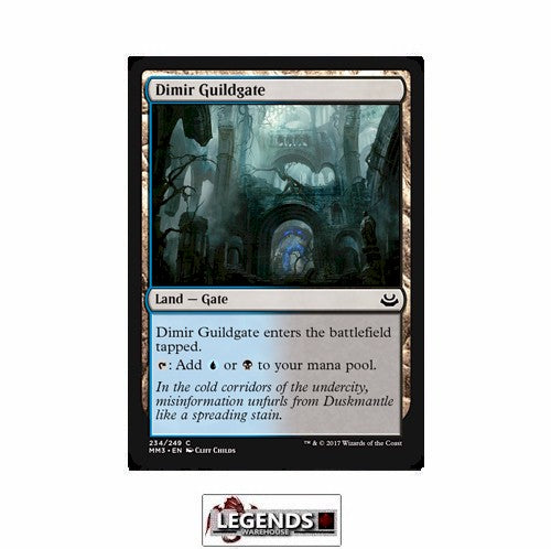 Dimir Guildgate - Modern Masters 2017