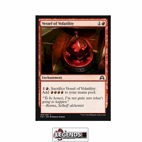 Vessel of Volatility - Shadows Over Innistrad