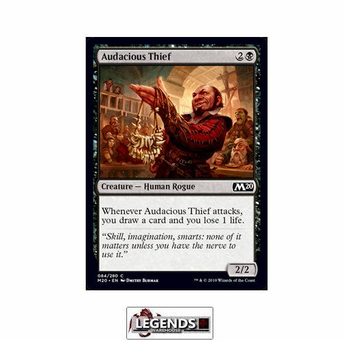 Audacious Thief - Core Set 2020