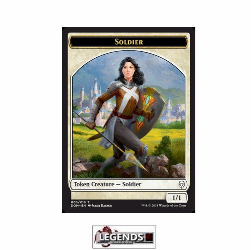 Soldier (Token) - Dominaria