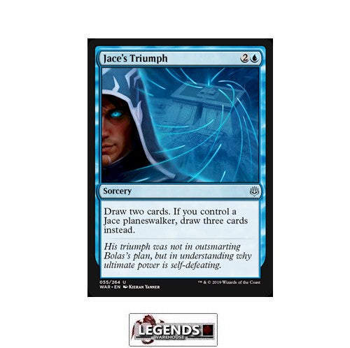 Jace's Triumph - War of the Spark
