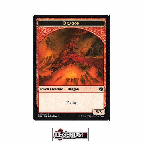 Dragon (Token) [#006] - Iconic Masters