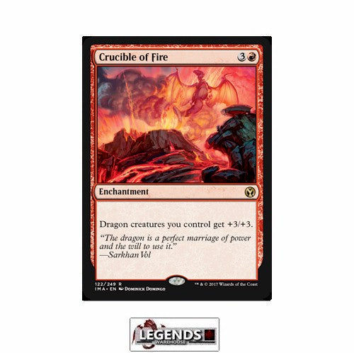 Crucible of Fire - Iconic Masters